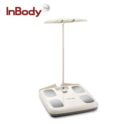 [인바디]체지방 측정 스마트 체중계 다이얼 H20N