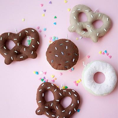 달달 프레즐&도넛(5ea)