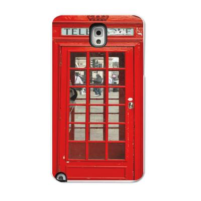 PUBLIC TElEPHONE RED HAR CASE(갤럭시노트3)