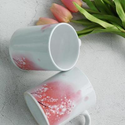 im991-디자인머그컵2p-봄이좋아벚꽃
