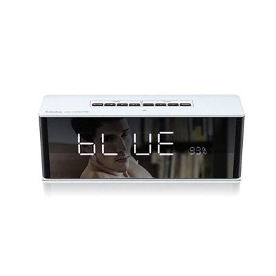 캔스톤 휴대용 블루투스4.0 스피커 겸 라디오 LX-C4 SIGNATURE (알람 기능 / 마이크내장 / MicroSD 카드 입력단자 / AUX단자 / 충전)