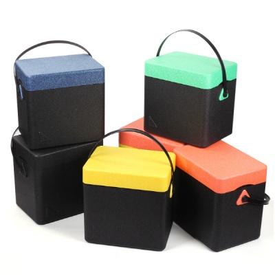 이백(E-Bag) 쿨러 박스 / 신개념 발포폴리프로필렌 쿨러