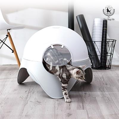 딩동펫 고양이 우주선 화장실