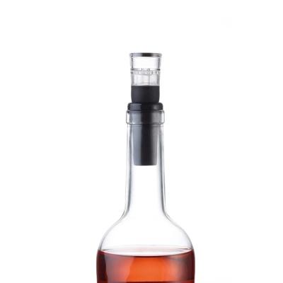 [트로이카] 와인오프너 진공펌프마개 세트 (WST01/BK)