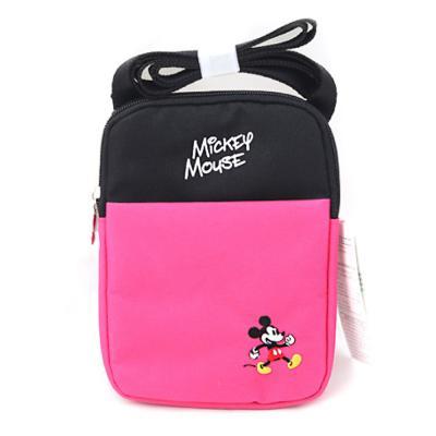 미키_사각크로스가방(핑크)