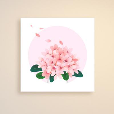 cq273-꽃과봄향기_핑크_소형노프레임