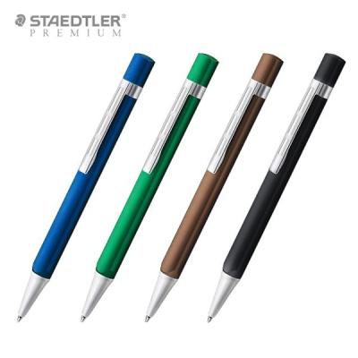 [무료각인]스테들러 TRX 볼펜(블루/그린/브라운/블랙)