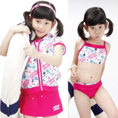 디즈니 미니 여아동 수영복 MI-1313
