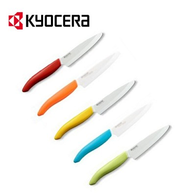 [kyocera]교세라 세라믹 과도(화이트칼날)11cm/ FK110WH 6color/주방용칼