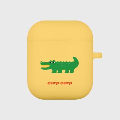 Crocodile-yellow(Air Pods)