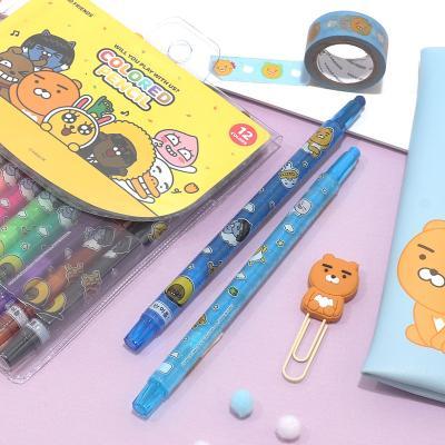 카카오프렌즈 12색 색연필 세트