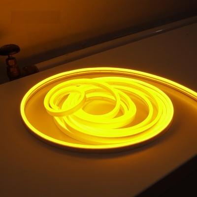 LED 로프라이트 (줄/띠형 5m 옐로우) DC전원 LCBB222