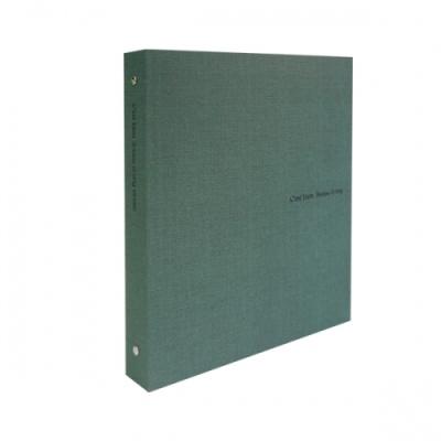 [드림산업] 쎄비엥합지3공O링바인더 초록 [개1] 326951