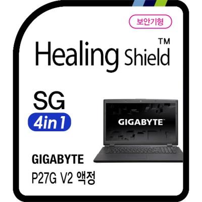 기가바이트 P27G V2 안티블루 4 in 1 정보 보안기 1매
