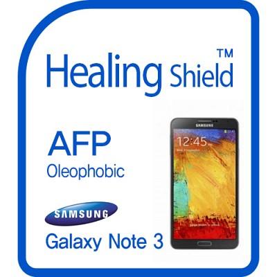 [힐링쉴드] 갤럭시노트3 SM-N900 AFP 올레포빅 액정보호필름 2매(HS140157)