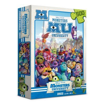 디즈니 몬스터 대학교 직소퍼즐(500피스/D502)