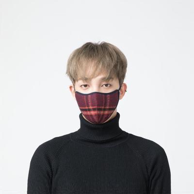 블랙낫씽 클래시 패션 마스크
