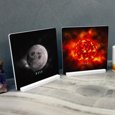 il146-스탠드액자2P_태양계행성들5(달,태양)