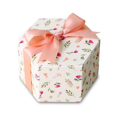 플로렌스 육각 상자 소 (2개)