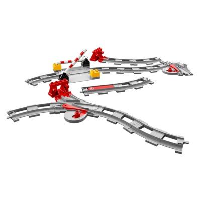 [레고 듀플로] 10882 기차 철로