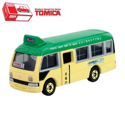 토미카 토요타 코스터 홍콩 미니버스(그린)
