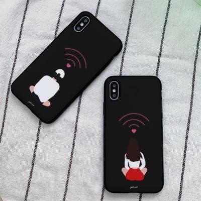 아이폰8플러스 골드리치 와이파이 카드케이스