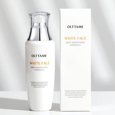 오르템 하얀얼굴 미백 앰플 120ml