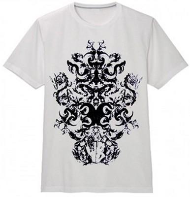 YB 공식티셔츠 White  남녀공용 사이즈