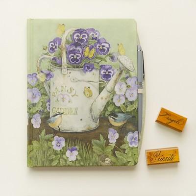 저널-Lined Blank Book(펜)11132