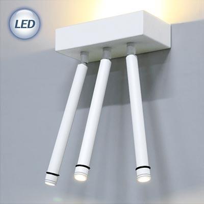 LED SPOT 자유봉 벽등 18W (화이트)