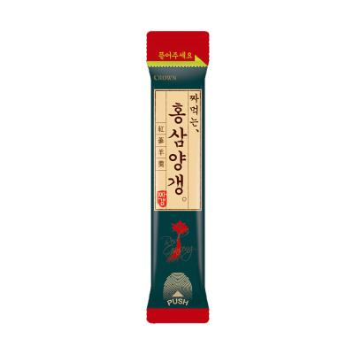 크라운 짜먹는 홍삼 양갱 30g