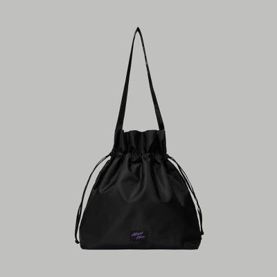 [얼모스트블루] NYLON BUCKET BAG 버킷백 크로스백