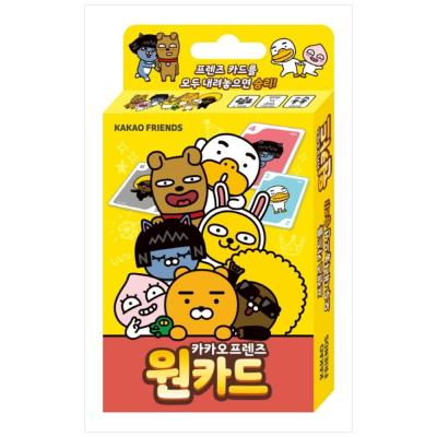 [아이누리] 카카오프렌즈 원카드