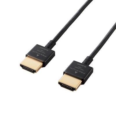 프리미엄 HDMI 케이블(초슬림) 1.8m DH-HDP14SS18BK