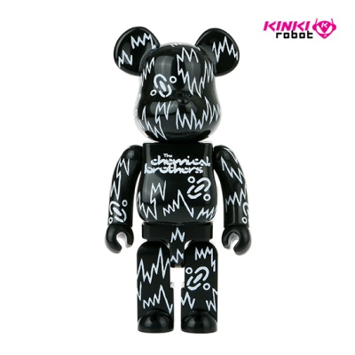 400%BEARBRICK THE CHEMICAL BROTHERS  (1712028)