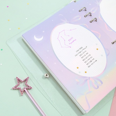 [A5] 6공 MOMENT DIARY