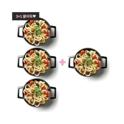 [이벤트 3+1] 라비퀸 떡볶이 봉골레맛 세트