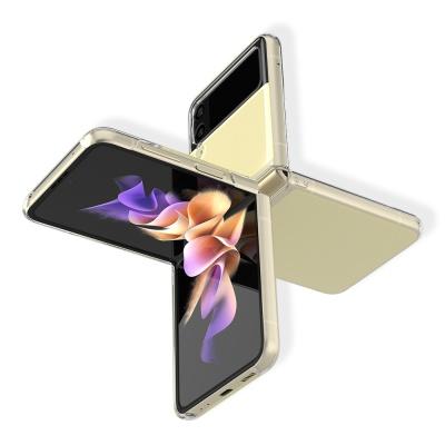 갤럭시 Z 플립 3 아이스핏 투명 하드 케이스
