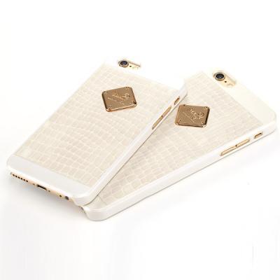 파티퀸 레더 패턴 하드 아이폰6S 플러스 케이스