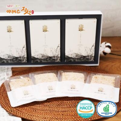 정선 황금잣 누룽지 세트 110g x 3box