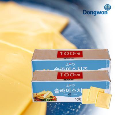 동원 슬라이스 치즈 (시그니처) 200매 3.6kg