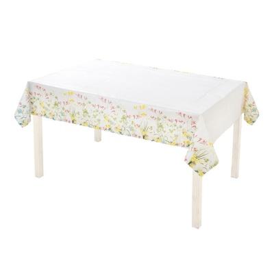 [TT] 꽃무늬 티파티 테이블 커버