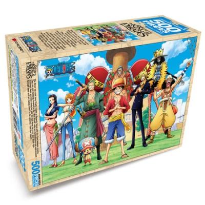 원피스 퍼즐 최고선원 500 피스 직소퍼즐