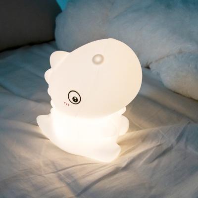 레토 실리콘 터치 무선 LED 공룡 무드등 LML-DI17