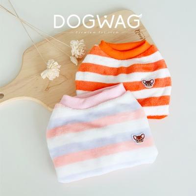 미니 와펜 티셔츠 강아지 겨울 옷 실내복