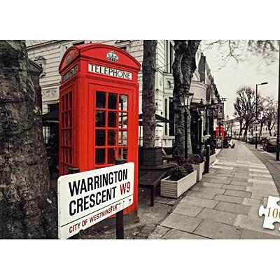 1000조각 직소퍼즐▶ 런던 거리 (TT52841)
