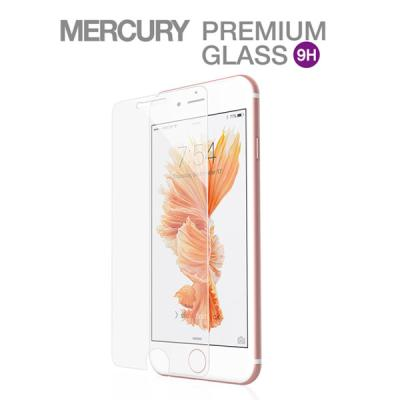 [MERCURY]머큐리 프리미엄 강화유리(0.26mm) - 아이폰6/S/5S/6플러스