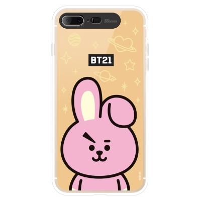 BT21 iPhone8 Plus /7 Plus 쿠키 미러 라이팅 케이스 (Hybrid)