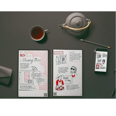 로켓북 A4 노트사이즈 Letter size