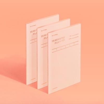 [모트모트] 텐미닛 플래너 31DAYS - 샤인피치 (3EA)